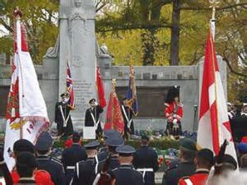 Remembrance Day Memorial Park